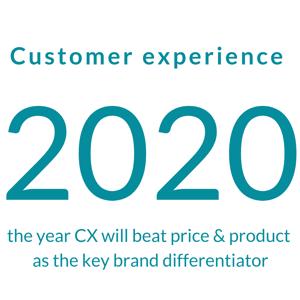 Customer delight will lead customer experience in 2020